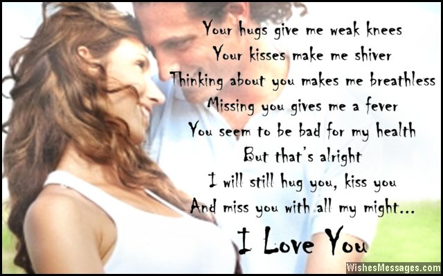 10 I Love You Messages for Boyfriend Quotes for Him