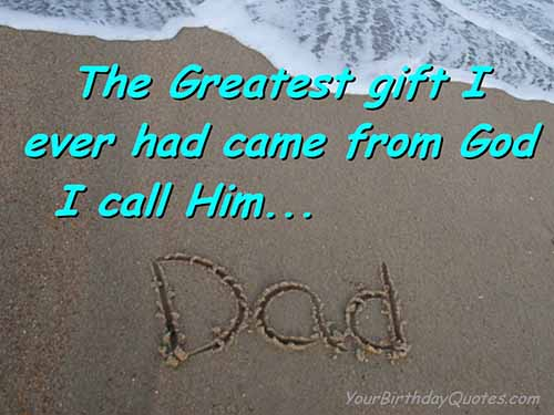 I Love You Quotes for Dad Quotes