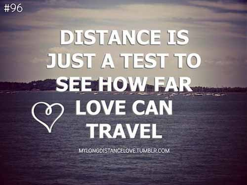 10 Long Distance Relationship Love Quotes for Him