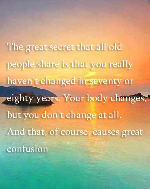 Quotations About Age