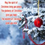 Happy Christmas Quotes