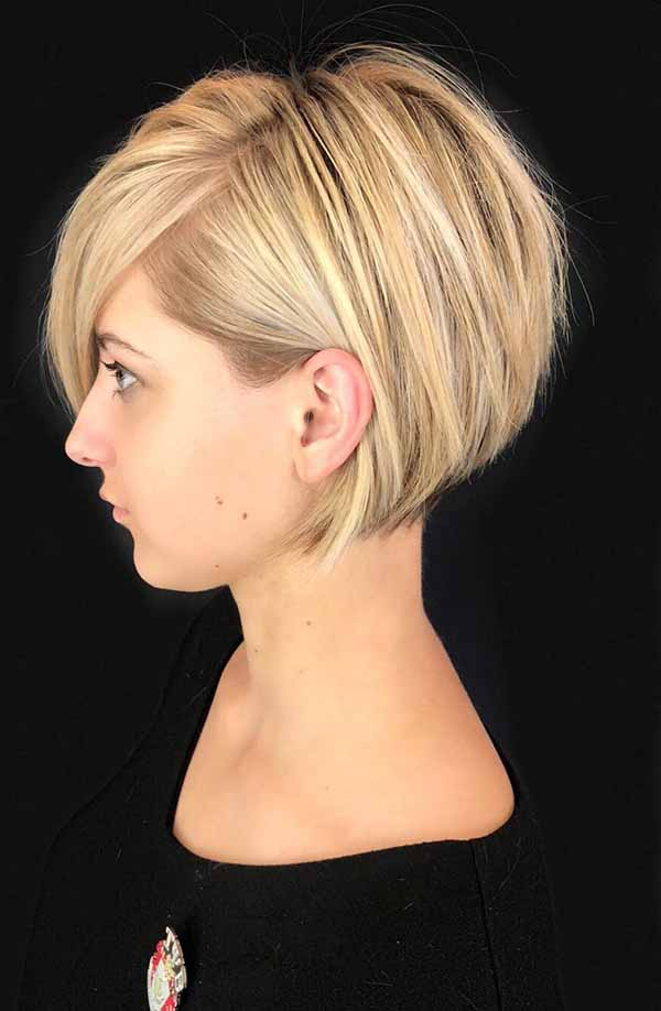 19 Easy & Simple Cute Short Hair Styles For Women You Should Try Now!