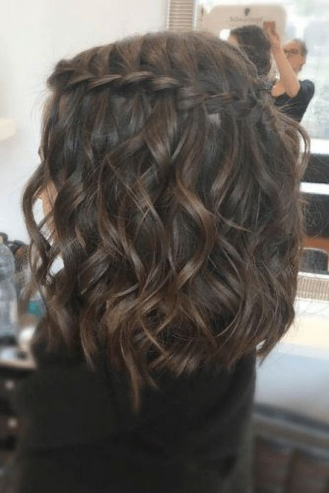 25 Luscious Prom Hairstyles For Short Hair To Make Your Night Memorable (14)