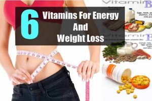 Top 6 Essential Vitamins For Weight Loss - Rapid Fat Burning Tips