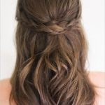 17 top Half Up-Half down Hairstyles for Long Hair for Your Curly Tresses