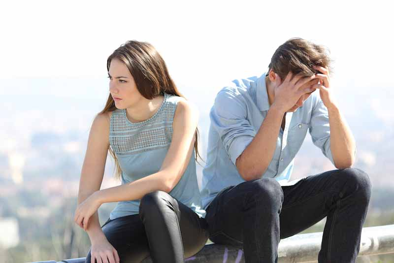 Five Reason Why You Should Break Up With Him