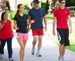 How To Lose Weight By Walking And Running - 4 Simple Tips !