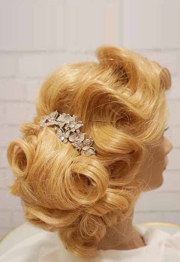10 Amazing Retro Hairstyles For Women In 2020