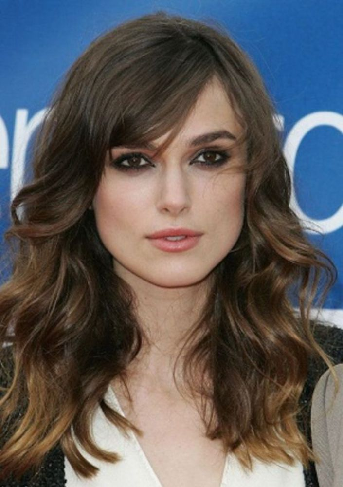 25 Great Wavy Bangs Can Enhance Your Hairstyles Bangs Hairstyles (13)