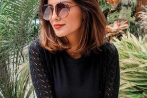30 Beautiful Bob Hairstyles With Fringe For Short Women