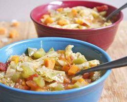 A Better Body With The Cabbage Soup Diet -Don't Miss The Test!