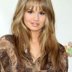 30 Unavoidable Long Bangs Hairstyles and Haircuts for Your Great Attraction