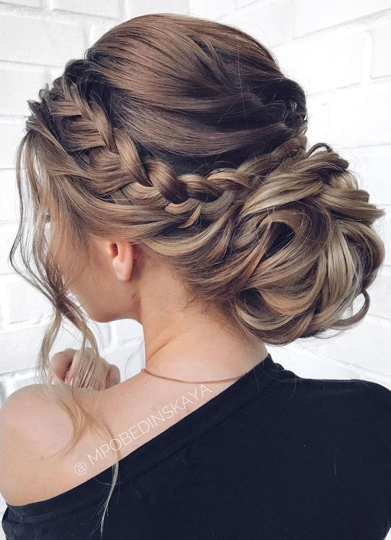 35 Trendy Updos Hairstyles Ideas You May Actually Apply
