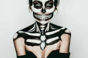 7 Last-Minute Halloween Costumes That Only Require Makeup