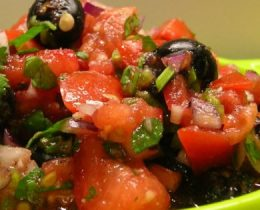 Maine Wild Blueberry Salsa: The Perfect Summer Appetizer