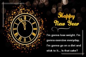 10 Inspiring Funny New Year Quotes & Wishes with Images