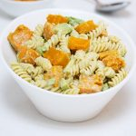 Delicious Pumpkin And Avocado Pasta Salad | Easy Salad Recipe