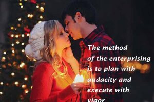 10 Inspirational Christmas Love Quotes with Beautiful Images