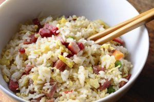 Quick And Easy Tuna Fried Rice Recipe | Best Rice Recipe