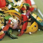 Flavorful Grilled Vegetable Salad Recipe | Healthy Grilled Vegetable Salad