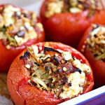 Healthy Stuffed Tomatoes Recipes | Easy Recipes For Lunch