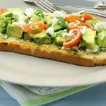 Quick & Healthy Smashed Avocado on Toast Recipe