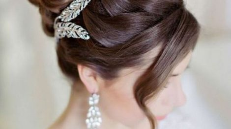35 Stunning Updos Hairstyles For Wedding Hair