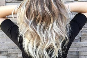 30 Ash Blonde Hair Color Ideas To Show Off : Fabulous Blonde Hair Color