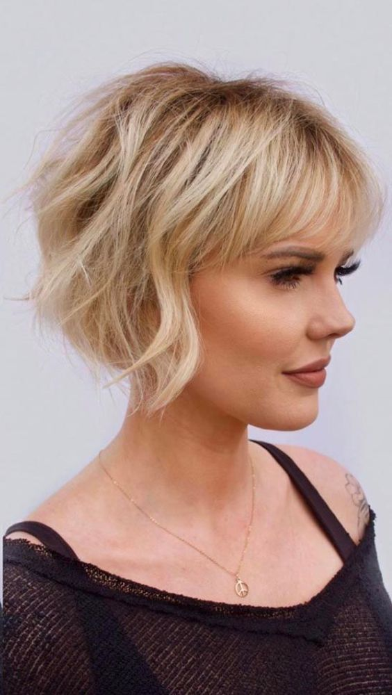 20 Amazing Short Layered Hairstyles And Haircuts You Must Try (1)