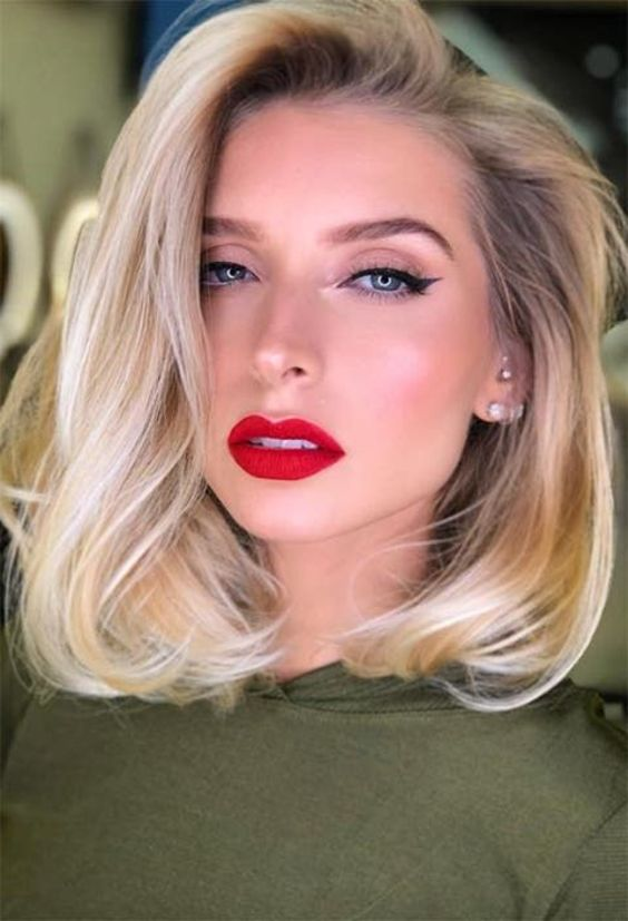 5 Sexy Long Bob Hairstyles & Haircuts for you 2020 You Gotta See (11)
