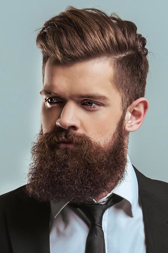10 Best Men's Hairstyles for Widow's Peak for 2020