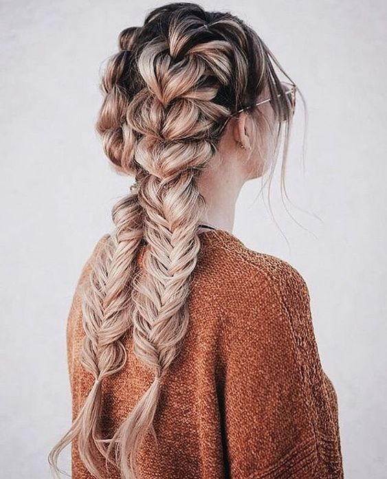 11 Phenomenal Braided Summer Hairstyles for Summer 2020