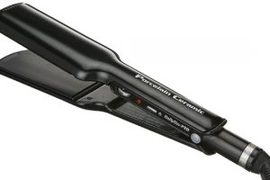 BaByliss Pro Porcelain Plate Ceramic 2 inch Flat Iron Review