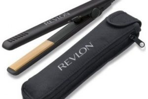 Best Travel Hair Straighteners Review