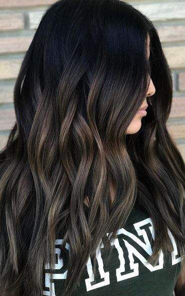 6 Amazing Black Hair Color Ideas Only For You