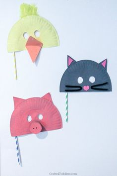 27 Most Lovely Paper Crafts For Kids (11)