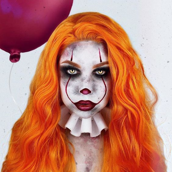 24 Unavoidable And Incomparable Latest Halloween Makeup Looks