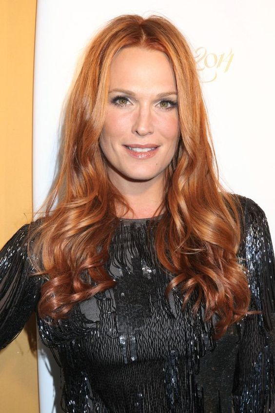 10 Different Pictures for Different Red Hair Color With Blonde Try This Spring (1)