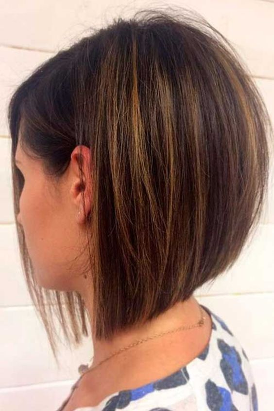 10 Gorgeous Spring Hairstyles For Long Hair Inverted Bob