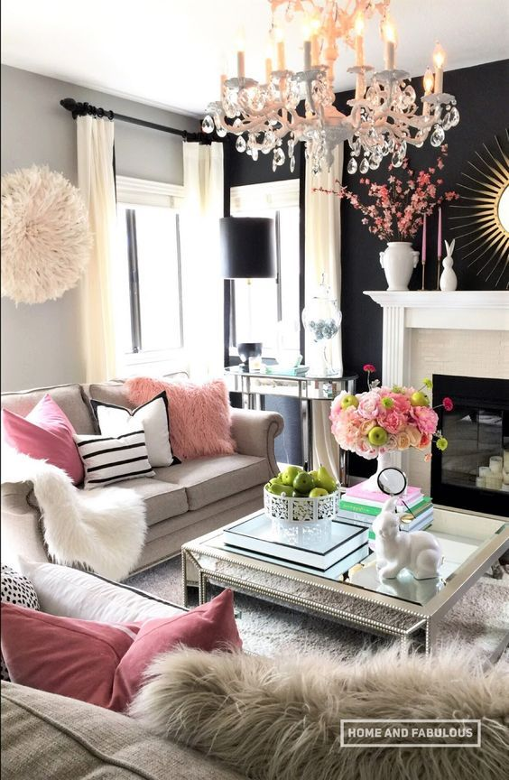 10 Inspirational Spring Living Room Decor Ideas You'll Want To Steal ASAP (11)