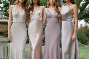 10 Spring Wedding Bridesmaids Dresses for women (11)