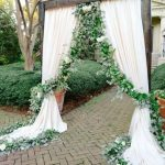 25 Gorgeous Spring Wedding Outdoor Decor