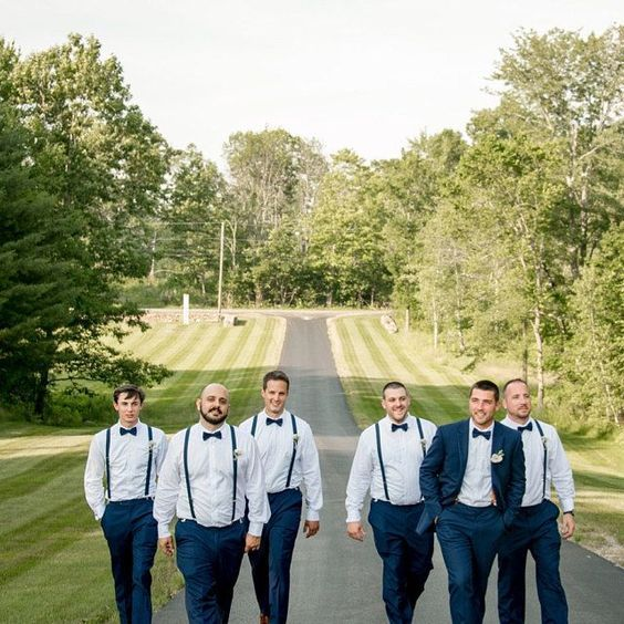 5 Spectacular Spring Wedding Outfits for the Groomsmen You Don't Wanna Miss (11)