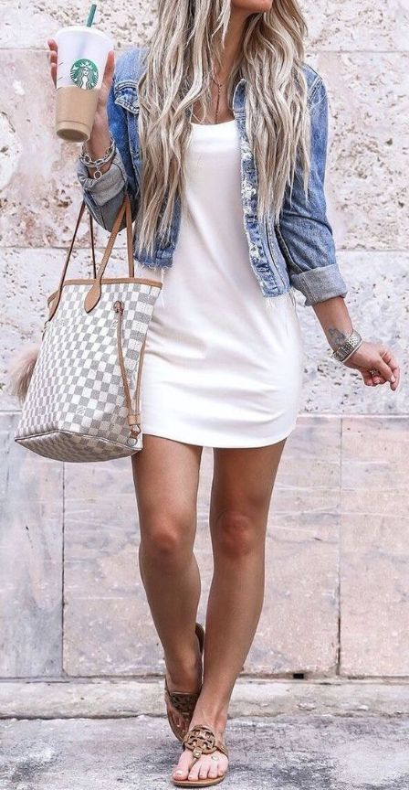Casual Sexy Spring Outfit Ideas