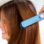 Permanent Hair Straightening Method at Home