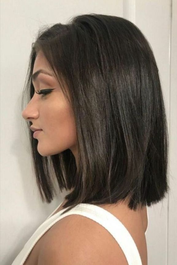 How To Straighten Short Hair : Step by step tips with Image