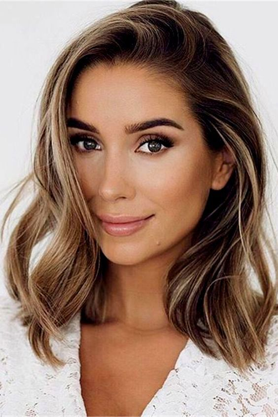 10 Lovely Summer Hairstyles for your Medium Hair in 2020 You Must Try It! (11)