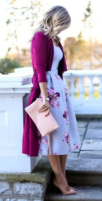 19 Amazingly Attractive Classy Skirt Ideas For You