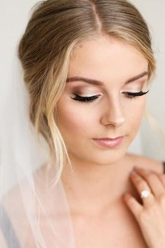 30 Gorgeous Looking Bridal Makeups to Include on Your Summer Wedding!