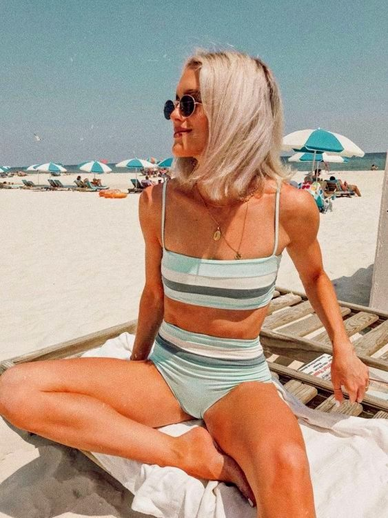 30 of the Sexiest Swimsuit Outfit Trends for this Summer